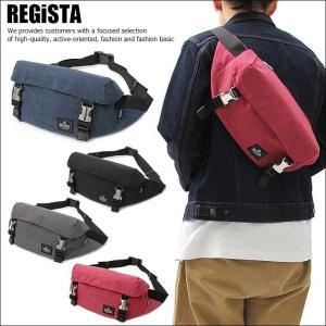 REGiSTA レジスタ サコッシュ ボディバッグ メンズ 564 SD5975678【AM】■180401 shoes-garage