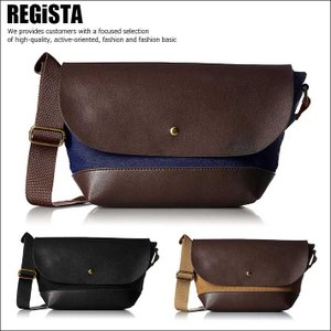 REGiSTA レジスタ サコッシュ ショルダーバッグ メンズ 07-520 SD4729581【AM】■180401 shoes-garage