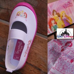 Disney ディズニー 子供用 上履き 子供 プリンセス 6923 【Y_KO】 shoes-garage