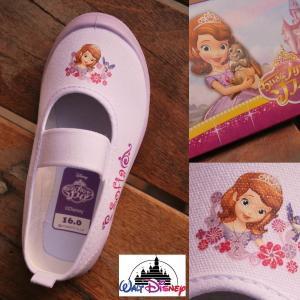 Disney ディズニー 子供用 上履き 子供 6922 ちいさなプリンセス ソフィア 【Y_KO】 shoes-garage