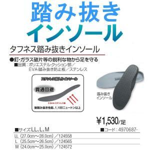 踏み抜きインソール JW_690 安全靴【OTA】|shoes-garage