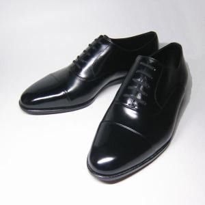 マレリー Marelli 75343 ブラック 本革カーフ 3E EEE ストレートチップ メンズ・ビジネスシューズ shoes-maro