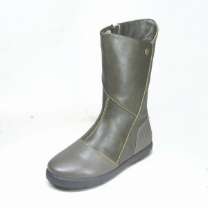 アラ ara  madras ARL6119 カーキ 本革 レディース ミドルブーツ shoes-maro