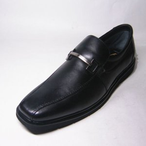 Bee ビィー by madras CB6007 ブラック 3E EEE 本革 ビットローファー メンズ ビジネスシューズ|shoes-maro