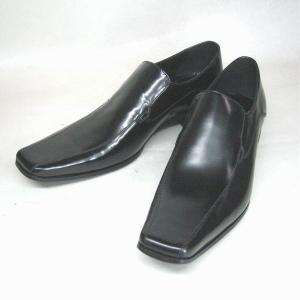 キャサリンハムネット KATHARINE HAMNETT KH3946 ブラック ヴァンプ メンズ ビジネスシューズ|shoes-maro