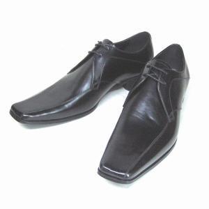 キャサリンハムネット KATHARINE HAMNETT KH3948 ブラック スワールトゥ メンズ ビジネスシューズ|shoes-maro