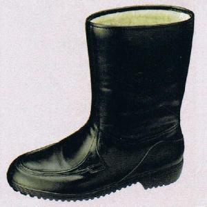 防寒ブーツ コザッキー COSSACY G82 ブラック アキレス 防寒長靴 防寒作業靴 メンズ ブーツ