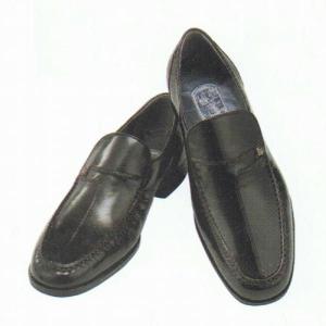 マレリー Marelli 4413 ブラック 本革キッド 3E EEE メンズ・ビジネスシューズ shoes-maro