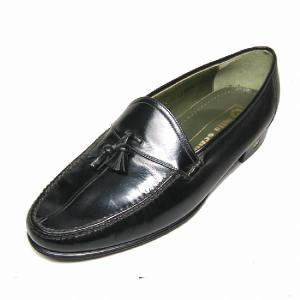 ミラショーン mila schon ML024 ブラック タッセルローファー 24.0cm メンズ ビジネスシューズ shoes-maro