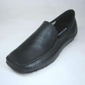 ナチュラライザー 靴 レディース naturalizer N135 ブラック 本革 カジュアル コンフォートシューズ|shoes-maro