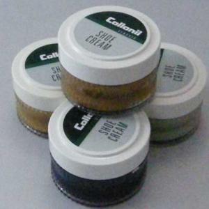 Collonil コロニル シュークリーム(ドイツ製)高品質な溶剤で保革・補色・ツヤ出し効果