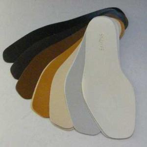 SAMTIAS超薄型インソール(本革製)レディースフリーサイズ(はさみでカットして大きさを調整)
