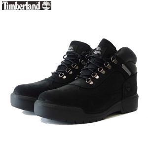 Timberland ティンバーランド a1a12 フィールドブーツ (ブラック/ヌバック) ウォー...