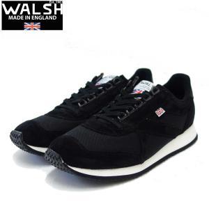 WALSH ウォルシュ VOY50012(ユニセックス) Voyager カラー:ブラック(英国製)...