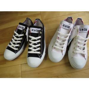 コンバース CONVERSE ALLSTAR IN-TC OX ホワイト・ブラック ローカットスニーカー shoes-smile