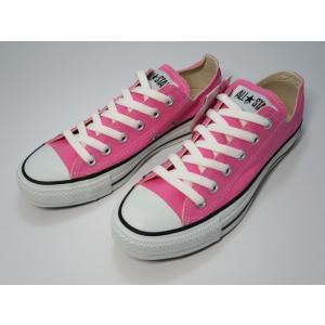 コンバース CONVERSE ALL STAR OX PINK ピンク レディーススニーカー|shoes-smile