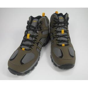 ハイテック HI-TEC LIMA WP O/WG/G  男性用アウトドアシューズ|shoes-smile