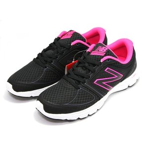 ニューバランス NB W575 靴幅B LB2(ブラック/パープル) レディースジョギング・ランニングシューズ|shoes-smile