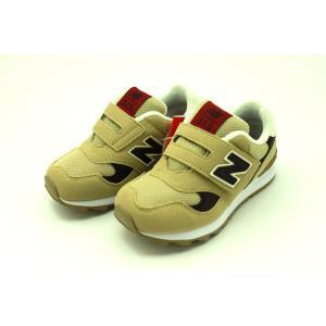 ニューバランス NB FS313 BBI ベビーシューズ ベージュ 子供靴|shoes-smile