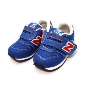 ニューバランス NB FS996 BDI(ブルーデニム) 子供用 ベビー・キッズシューズ|shoes-smile