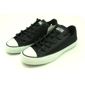 コンバース CONVERSE ALL STAR TTC R OX BK(ブラック) レディーススニーカー shoes-smile