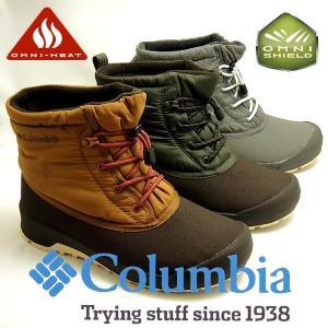コロンビア メンズ防水あったか防寒スノーブーツYU3898 チャケイピパックチャッカ オムニヒート columbia chakeipi chukka omni heat|shoes-sneakerkawa