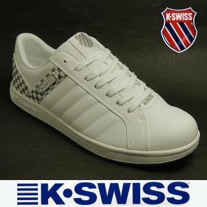 ケースイス メンズスニーカー KSL03 ホワイト白  k-swiss|shoes-sneakerkawa