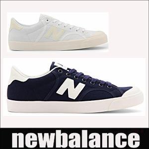 【送料無料】 ニューバランス メンズレディーススニーカー PROCTS ホワイト ネイビーnewbalance PROCTS WHITE ABYSS|shoes-sneakerkawa