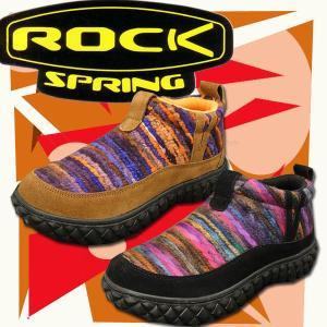 ROCK SPRING RAUPUA RS115 ロック スプリング shoes-sneakerkawa
