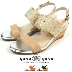 cavacava サヴァサヴァ サンダル 1320209 レディース|shoesbase2nd