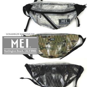 MEI メイ ボディバッグ SCRAMBLER BOTTOMLINE MEI-000-205007 バッグ・鞄|shoesbase2nd