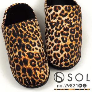 ソル SOL サボサンダル 29821 LP6 レディース|shoesbase2nd