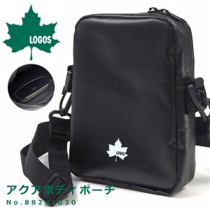 LOGOS ロゴス ショルダーバッグ アクアボディポーチ 88201030 バッグ・鞄|shoesbase2nd