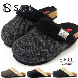 ソル SOL サボサンダル 21872 レディース shoesbase2nd