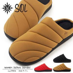 ソル SOL ボアサンダル 29826 レディース shoesbase2nd