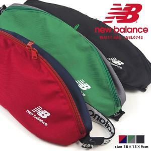 ニューバランス new balance ウエストバッグ JABL0742 バッグ・鞄の画像