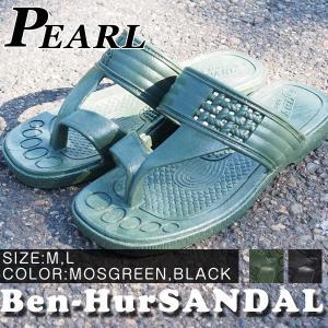 【返品不可】PEARL パール メンズサンダル メンズ 全2...