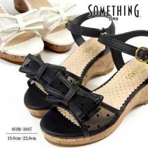 サンダル キッズ サムシング エドウィン SOMETHING EDWIN SOM-3087|shoesbase