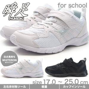 瞬足 シュンソク スニーカー キッズ 全2色 JJ-184 JJ-188