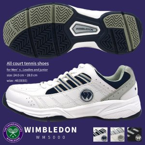 WIMBLEDON ウィンブルドン テニスシューズ メンズ ...