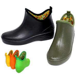 レインシューズ レディース ショート ブーツ 長靴 レインブーツ|shoesclubc