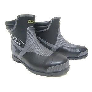 安全靴 ショートブーツ 作業 長靴 ラバーブーツ 3E|shoesclubc