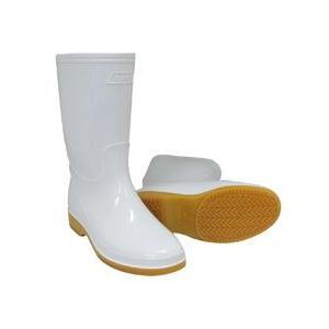 ハイパーV 長靴 厨房シューズ 4000Z 白 滑らない靴|shoesclubc