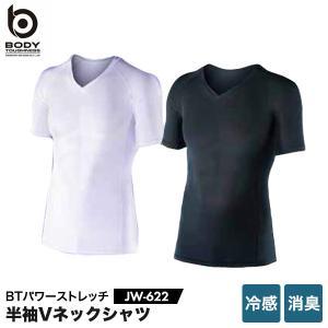 メール便発送:代引不可 半袖Vネックシャツ|shoesclubc
