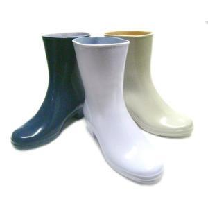 長靴 作業用 レディース 白 長靴 福山ゴム工業 マロンブーツ shoesclubc
