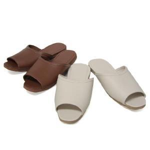 前開きスリッパ 抗菌レザー 来客用スリッパ 業務用 30足セット|shoesclubc