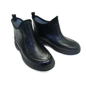 長靴 メンズ ショート 長靴 農作業 防水 洗車 レインブー...