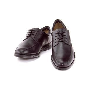 クラークス メンズ ビジネスシューズ ジェネラル オーバーファイブ 本革 スワローモカ GENERAL OVER5 Clarks 20352717 ブラック|shoesdirect