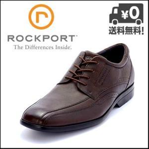 ロックポート ビジネスシューズ メンズ ROCKPORT BL BIKE FRONT(BLバイクフロント) K62943 ミッドブラウン