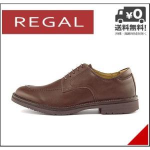 リーガルウォーカー REGAL メンズ ビジネスシューズ Uチップ 102W AH ダークブラウン【バーゲン】 shoesdirect